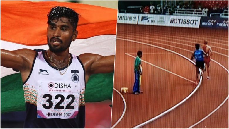Govindan Lakshmanan Disqualified in Men's 10,000m, Athletics Federation of India Files Protest Asian Games 2018