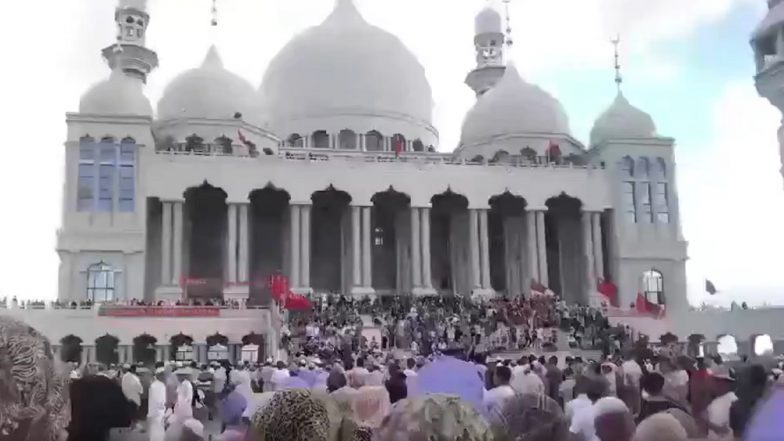 Thousands of Muslims In China Have Gathered To Prevent Authorities from Demolishing a Mosque