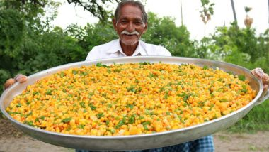 Grandpa Kitchen New Recipe Videos: From American Sweet Corn to Chicken Biryani to Mutton Gravy, the Golden-Hearted YouTuber Makes Tastiest Food for Orphans