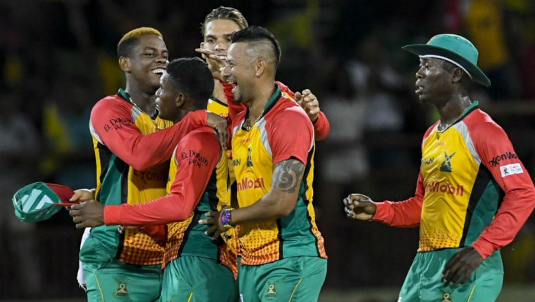 CPL 2018 Live Streaming and Telecast in India: Here's How to Watch Guyana Amazon Warriors vs Barbados Tridents T20 Cricket Match Online and on TV