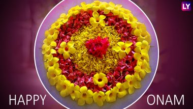 Onam 2018 Wishes in Malayalam: Whatsapp Onam Greetings, Facebook Quotes, Images & SMSes For Your Friends and Family