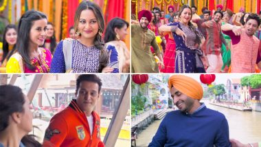 Happy Phirr Bhag Jayegi Quick Movie Review: Sonakshi Sinha and Jimmy Sheirgill's Film Will Make You Laugh