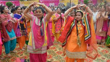 Hariyali Teej 2019 Date in Shravan: Significance, Traditions and Celebrations Related to the Auspicious Sawan Festival