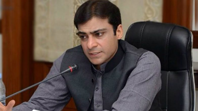 PML(N) to Nominate Shehbaz Sharif's Son Hamza Shehbaz as Opposition Leader in Punjab Provincial Assembly