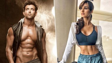 Disha Patani Reacts to Reports of Hrithik Roshan Flirting With Her and Her Response Should End All Goddamn Rumours!
