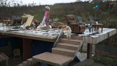 Hurricane Maria Killed 2,975 in Puerto Rico: Study