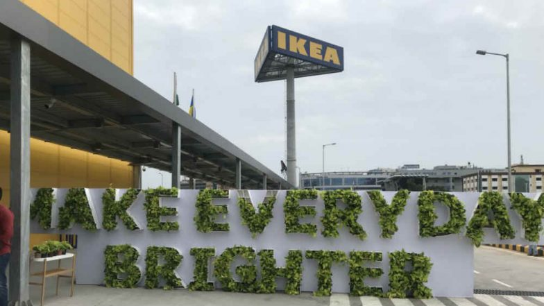 IKEA Opens Their First Indian Store in Hyderabad: Check Out Pics of Their Stylish Instagram Perfect Interiors!