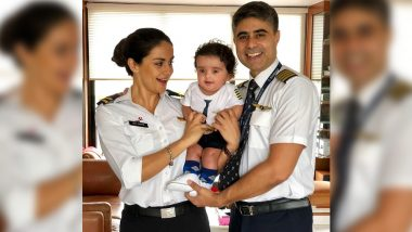 Gul Panag's 'Hidden' Six-Month-Old Son Nihal's First Look Revealed: View Family Pic!