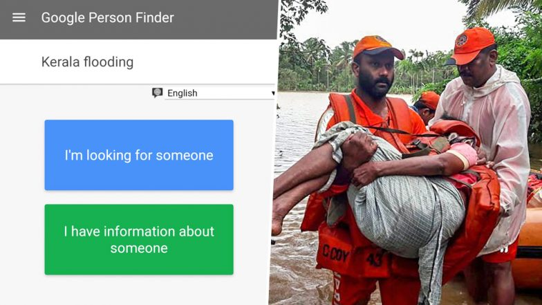 kerala floods google person finder launches tool for affected also