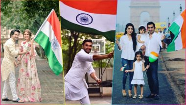 Happy 72nd Independence Day to All! From Anushka Sharma to Sania Mirza, Celebs Wish Fellow Indians on 15th August