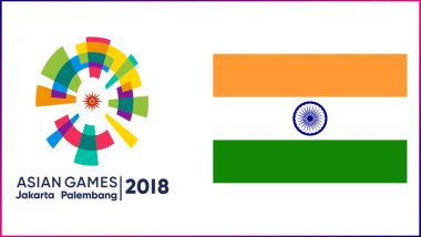Asian Games 2018 Name of Indian Athletes: Complete List of 541-Member Contingent for 37 Sports Events at Jakarta Palembang Asian Games