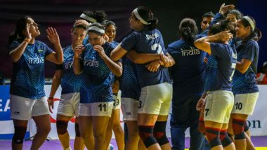 Indian Women's Kabaddi Team Settles For Silver Medal at Asian Games 2018, India's Medal Tally Rises to 24!
