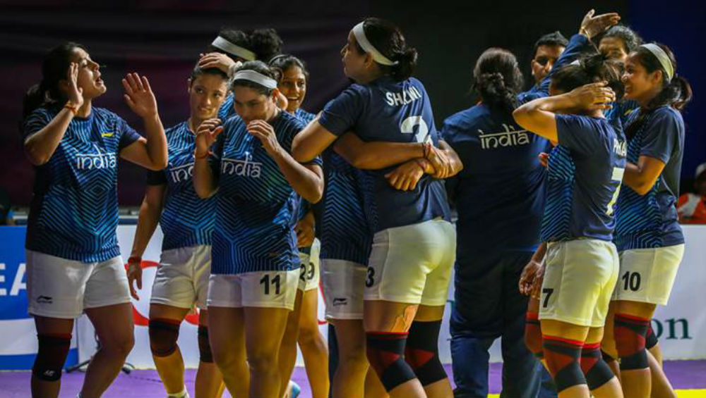 South Asian Games 2019, Kabaddi Live Streaming Online & Time in IST: Check Live Score Online, Get Free Telecast Details of India vs Nepal Women's Kabaddi Match on TV