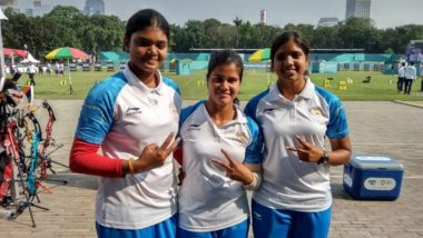 Indian Women's Compound Team Settles For Silver Medal in Asian Games 2018, India's Medal Tally Rises to 42