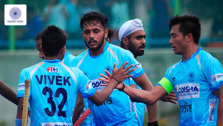 Asian Games 2018 Hockey: Indian Men's Team Beat South Korea 5-3 to Sit at Top of Pool A