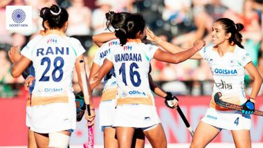 India vs Spain 3rd Women's Hockey Match in Murcia: Indian Side Thrash Hosts 5-2