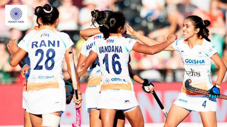 India vs Spain 3rd Women's Hockey Match in Murcia: Indian Side Thrash Hosts 5-2