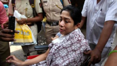 Indrani Mukerjea Complains of Headache And Double Vision, Rushed to JJ Hospital