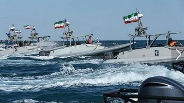 Iran Seizes Boat Smuggling Fuel in Strait of Hormuz, Arrests 12 Filipinos: Report