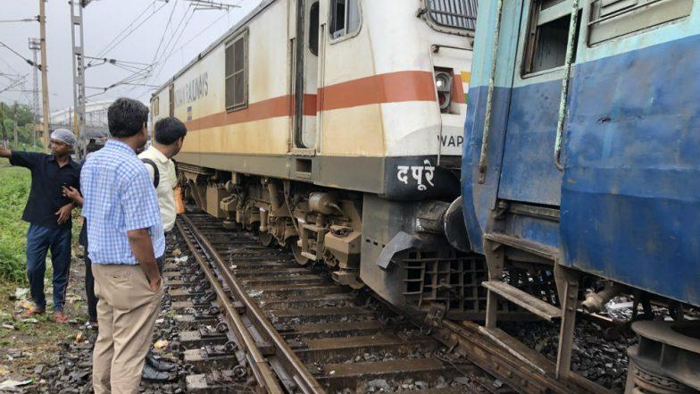 Train Derails in Pakistan's Punjab Province, 20 Injured