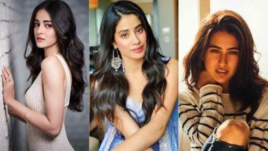Janhvi Kapoor On Sara Ali Khan And Ananya Pandey's Debut: I'm Sure They Will Be Magic