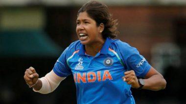 Veteran Indian Pacer Jhulan Goswami Quits T20 Internationals