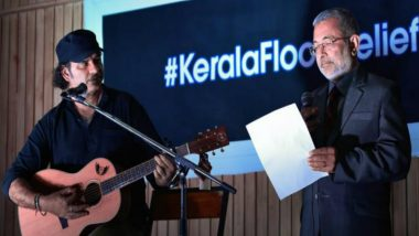 Supreme Court Judges Along With Mohit Chauhan Sing for Kerala Flood Relief, Collect More than Rs 10 lakh (Watch Video)