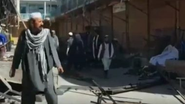 Kabul Blast: 48 People Dead, 67 Injured In Suicide Bombing at Dasht-e-Barchi