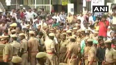 Tamil Nadu Police Mobilized as Karunanidhi's Condition Turns 'Extremely Critical'