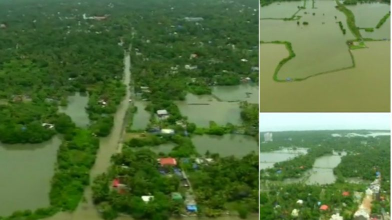 Kerala Floods: Death Toll Reaches 37, Rescue Operations Underway as Rains Ravage Several Districts