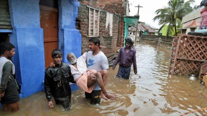 Kerala Floods: Death Toll Climbs to 324, Over 2 Lakh Displaced, Says CM Pinarayi Vijayan