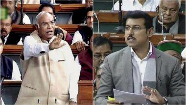 ABP News Journalists' Resignation Row Reaches Lok Sabha, I&B Minister Rajyavardhan Rathore Dismisses Opposition Charge
