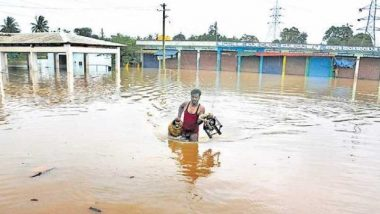 Kodagu Floods: 6 Dead, 11,000 Houses Washed Away; Army, Navy, NDRF Deployed, Says Karnataka CM HD Kumaraswamy