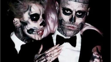Lady Gaga Apologises in Tweet for Speaking Too Soon on 'Zombie Boy' Rick Genest's Death