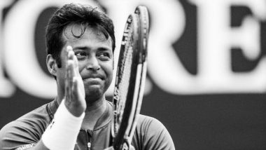 Indian Tennis Legend Leander Paes Pulls Out of 2018 Asian Games Due to Lack of 'Doubles Specialist' Partner!