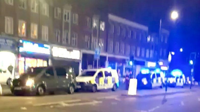 London Tube Station Shooting Leaves 3 Injured