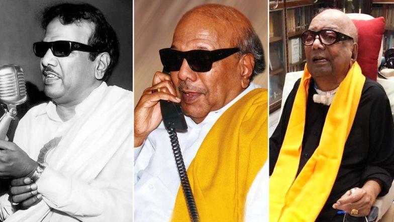 RIP Muthuvel Karunanidhi! 5 Facts About Kalaignar to Remember As DMK Patriarch Dies at 94