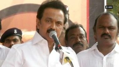MK Stalin Appeals for Peace, Accuses Tamil Nadu Government of Creating Chaos