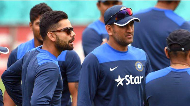Remove Virat Kohli As Captain, Hand MS Dhoni the Responsibility for ICC Cricket World Cup 2019; Says Ajay Jadeja