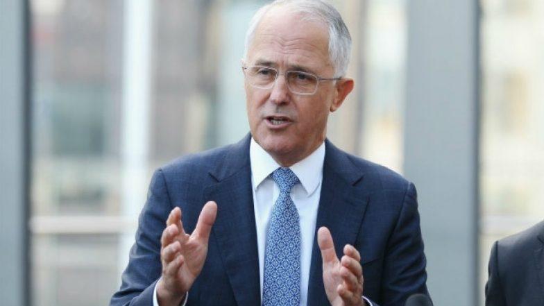 Australia PM Malcolm Turnbull Loses Ministers in Leadership Battle