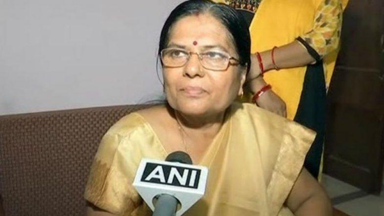 Muzaffarpur Shelter Home Rape Cases: Patna High Court Rejects Ex-Bihar Minister Manju Verma Bail Plea