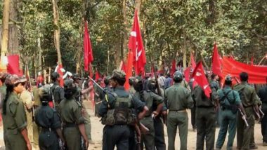 Dantewada: Maoists Trigger Blast on Bus, CISF Trooper Among Four Killed