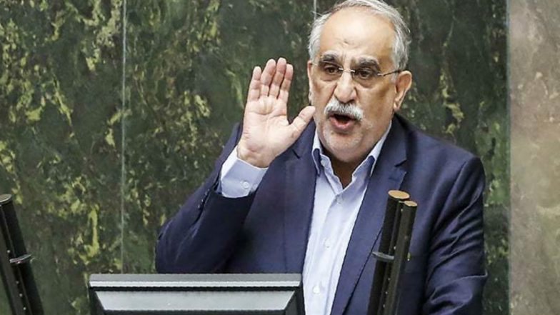 Iran's Parliament Removes Finance Minister Masoud Karbasian From Office