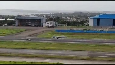 Indian Navy's Mig 29K Races Against Lamborghini Huracan At Goa Airport, Watch Video
