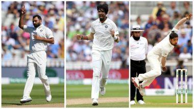 Virat Kohli Indicates 'Mini Transition' of Indian Pace Bowling Unit in Near Future