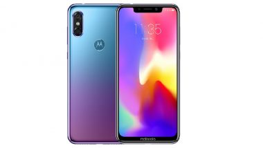 Motorola One Power Could Be Called Moto P30 Note; New Rendered Images & Specs Sheet Leaked Online