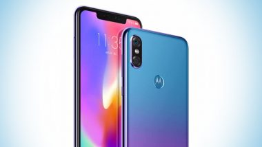 Motorola Likely to Launch Moto P30, P30 Note & P30 Play Smartphones Tomorrow in China; Expected Prices, Specifications & Features