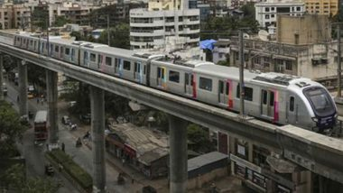 Mumbai Metro Rail: Internal Metro For Thane City May Get Scrapped, to be Replaced by High-Speed Tram