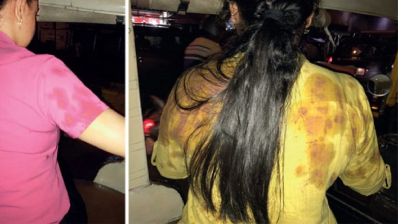 Mumbai Locals Shame: Commuters Spit Gutka on Women Waiting For Train at Borivali Station; Police Complaint Filed