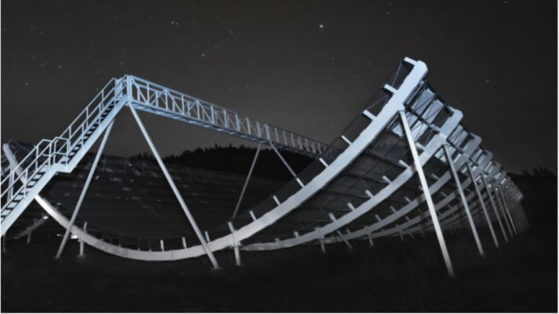 Mysterious Alien Signals from Across the Universe Picked Up from a New Radio Telescope in Canada